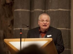 Kurt-Helmuth Eimuth beim Fachtag am 16. November 2012 in der Frankfurter Heiliggeistkirche
